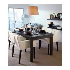 NILS Armlehnstuhl IKEA Hoher Sitzkomfort durch Armlehnen und Polsterung in Sitz und Rückenlehne. Der Bezug kann in der Maschine gewaschen werden.