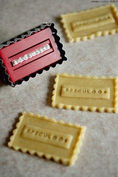 spekulaaskoekies Biscoff Cookie Butter, Biscoff Cookies, Piece Of Cakes, Something Sweet, Cookie Bars, Sugar, Baking, Friends, Amigos