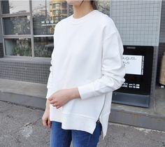 white sweater #fashion #pixiemarket