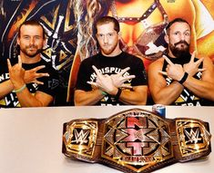 The WWE Universe emerges themselves in WWE's most interactive event with Day 2 of WrestleMania Axxess in New Orleans. Bobby Fish, Adam Cole, Bay And Bay, Wwe News, Professional Wrestling, Wwe Superstars, Overwatch, Special Events, Cool Photos