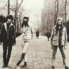 "The Shangri-Las  .. Best known for the 60s tune ""The Leader Of The Pack"" ... brings back so many memories!"