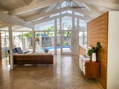 Darrel Fleeger mid-century house miami lounge