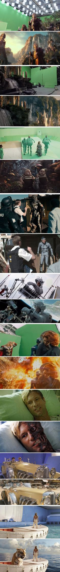 visual effects in movies