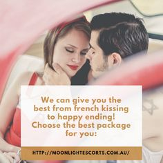We can give you the best from french kissing to happy ending! Choose the best package for you: http://bit.ly/2DWv7Zs #moonlightescorts #Parramattabrothels #escortParramatta