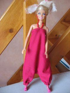 Sarouel pour poupée mannequin - paminatelier.com