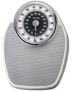 Bathroom Scale Décor | New Taylor 13514102es 300lb Mechanical Bathroom Scale  Analog * Read More Reviews