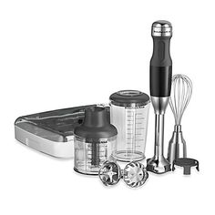 KitchenAid 5Speed Hand Blender in Black *** Check out this great product. (This is an affiliate link)