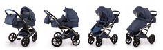 Knorr Baby Voletto Premium BOB mit Babywanne, Sportwagenaufsatz mit Beindecke…