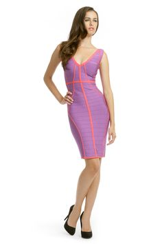 Rent Saint Tropez Dress by Hervé Léger for $40 only at Rent the Runway.