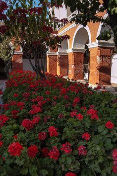 Monasterio de Santa Catalina de Siena , Arequipa, Peru
