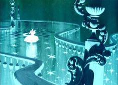 Cinderella concept art by Mary Blair.