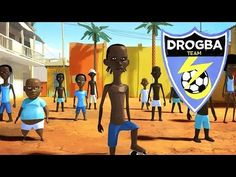 Watch Goodwill Ambassador Didier Drogba's animated video telling the story of his early life in a malaria-endemic country and calling attention to a disease that continues to take a child life every minute.