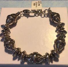 Brighton Bracelet Santa Fe Silver toned Southwest Style Beading NWT | eBay