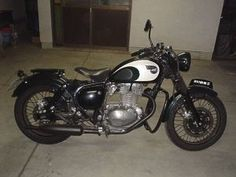 Kawasaki Estrella - Custom Bikes