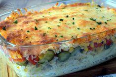 "Zapiekanka ""gyros"" – Smaki na talerzu Food Tags, Polish Recipes, Quiche, Food Porn, Food And Drink, Cooking Recipes, Favorite Recipes, Snacks, Dinner"
