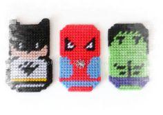 Noi supereroi ... (su pattern americano)