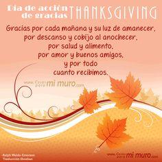 Imagen de Thanksgiving, día de acción de gracias - Cosas para mi muro