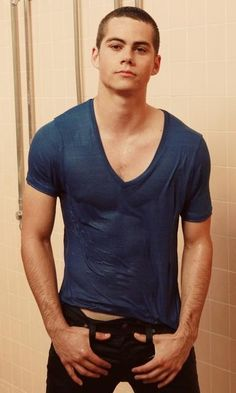 Dylan O'Brien get in my bed
