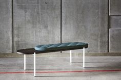 The Waffle Bench by FEM