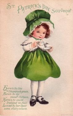 Click on my blog post...for free printable St. Patrick's Day stuff!
