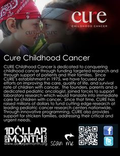Another great cause being supported this month by www.dollarpermonth.org