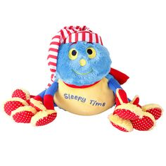 Twinkling Counting Kisses Woolly Soft Toy