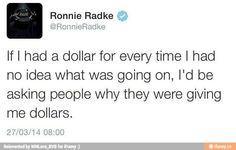 Ronnie Radke is one of my favorite humans