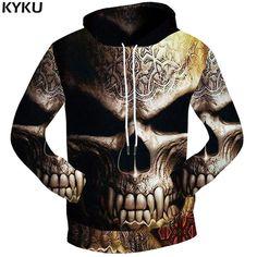 Skull Hoodies Rune Clothing Metal Sweat Shirt Hoodie Rock Sweatshirts Male Hoodies Men Print 2018 hoodies 02 S Galaxy Sweatshirt, Rock Style Men, Skull Hoodie, Funny Outfits, Sexy Shirts, Hoodie Outfit, Cool Hoodies, Sweat Shirt, Metal