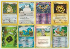 #Pokemon lot of 8 cards WITH RARES ALL PICTURED Not Perfect with #Kangaskhan 5/64 Pokemon Tcg Cards, Pokemon Go, Christmas List 2016, Muddy Waters, All Pictures, Fishing, Gifts, Ebay, Presents