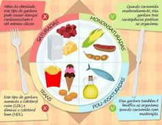 NutriLine - Nutrindo Corpos e Mentes: Gorduras Pra quê te quero???
