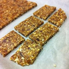 I have been searching for the homemade larabar.  excited to try these!