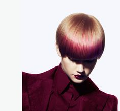 Minimum- precise and clean, powerful and serene. Hair design with no distraction.