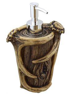 Antler Soap Dispenser