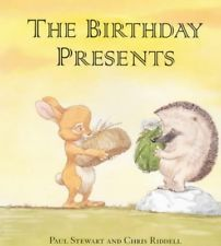 The Birthday Presents (Rabbit & Hedgehog), Stewart, Paul Hardback Book