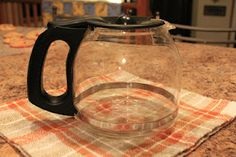 Easy & Natural Coffee Pot Cleaner
