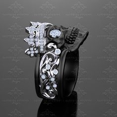 castiel-noir-mens-black-sterling-silver-skull-ring (3)
