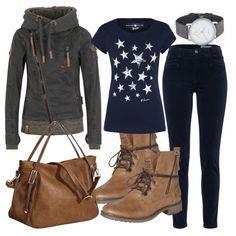 Herbst-Outfits: NavyStar bei FrauenOutfits.de