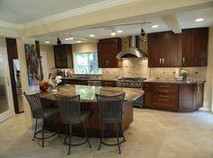 Thousand Oaks Kitchen Designed by Alana