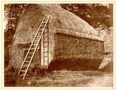The Haystack, The Pencil of Nature, Henry Fox Talbot, 1844