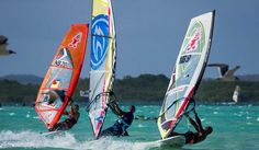 Best Beach for Windsurfing — Lac Bay, Bonaire