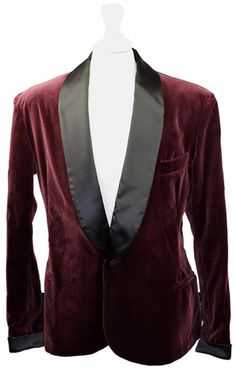 Alfred Smoking Jacket - New!!! – Le Noeud Papillon Of Sydney | The Self-Tying Bow Tie Specialists | Made In Australia
