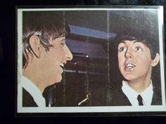 1964 Topps Beatles Card #1a