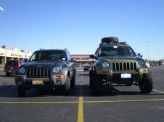 Jeep Liberty Lifted, Jeep Liberty Renegade, Jeep 4x4, Jeep Stuff, Jeep Cherokee, Jeep Life, Jeeps, Offroad, Monster Trucks