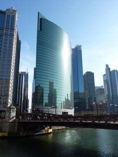 333 west wacker drive chicago architecture