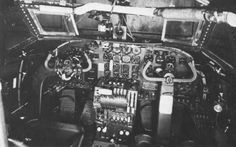 FW 200 cockpit
