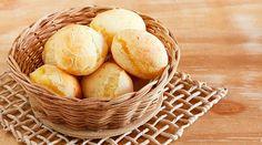 Pão de queijo de tapioca: a receita queridinha de quem está de dieta em 2 formatos - Bolsa de Mulher