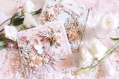 Марина Игнатова: Волшебные открыточки из Mintay by Karola Scrapbook Journal, Scrapbook Page Layouts, Diy Scrapbook, Scrapbooking, Card Making Tutorials, Craft Tutorials, Diy Paper, Paper Crafts, Scrapbook Embellishments