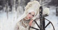 Photographer Brings Russian Fairytales To Life