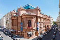 RONACHER Außenansicht © VBW_Rupert Steiner  musicalvienna Theater, Vienna, Musicals, Have Fun, Explore, Mansions, House Styles, World, Home