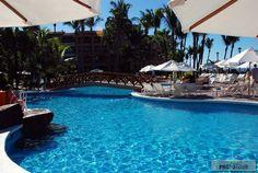 The wonderful pool at Pueblo Bonito, Mazatlan. Our 'home' in Mexico!